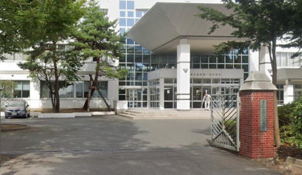 澤口実歩 岩手県立盛岡第一高等学校