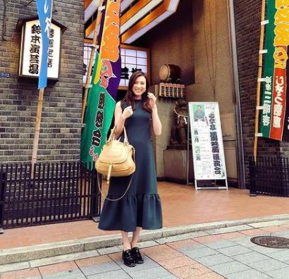 笹川友里 ファッション