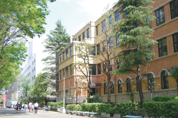 ラランドサーヤ 上智大学