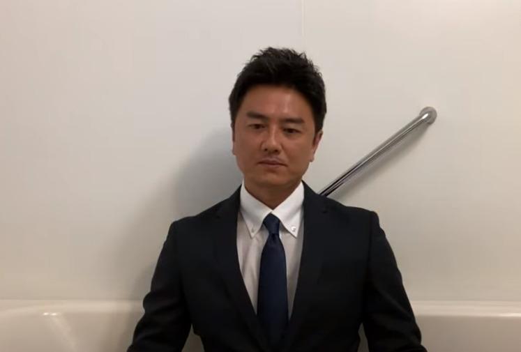 原田龍二 YouTube収入 年収 月収