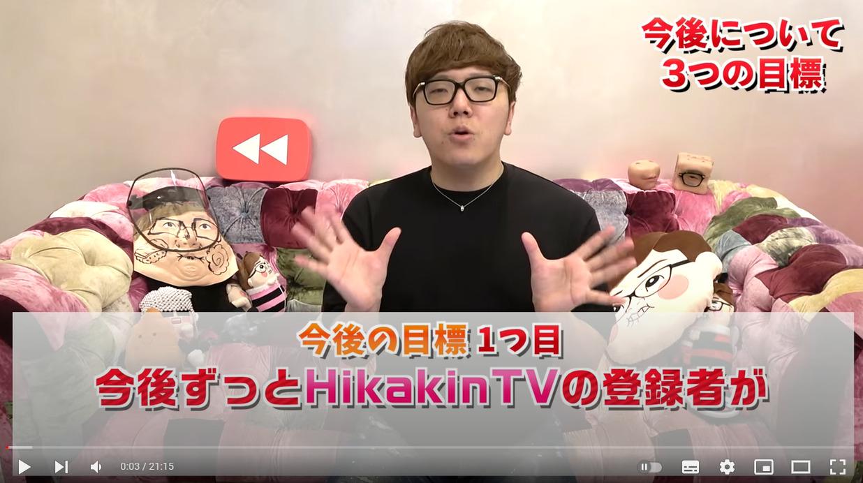 ヒカキン YouTubeチャンネル 動画